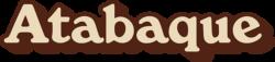 Logo Atabaque